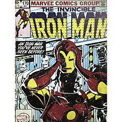 Canvas Iron Man 57x77 cm