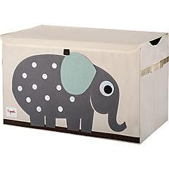 Baúl para juguetes elefante61x36x38 cm
