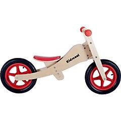 Triciclo 55x39x96 cm madera rojo