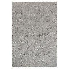 Alfombra Fiesta 116x170 cm gris