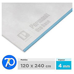 4 mm 120 x240 cm Planchas permanit superboard