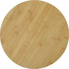 Plato para queso ratación 35x3 cm bambú