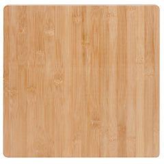 Tabla 37x37x3,5 cm bambú