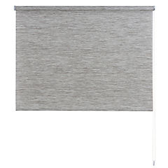 Cortina enrollable Screen gris 135x250 cm