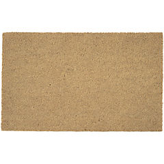 Limpiapiés coco fibra natural 45x75 cm
