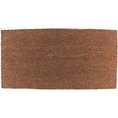Limpiapiés coco fibra natural 45x90 cm