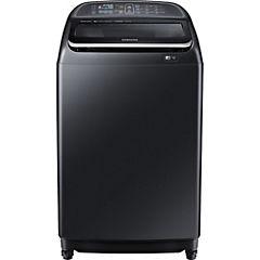 Lavadora superior 16 kg negro
