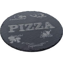 Tabla pizza 30 cm con cortador