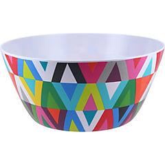Bowl melamina 25 cm Geométrico