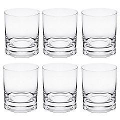 Set de vasos cristal 410 cc 6 unidades