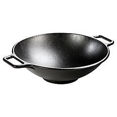 Wok 35,56 cm Negro