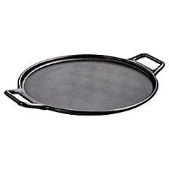 Molde pizza 35,56 cm hierro fundido