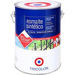 Esmalte Sintético Profesional 1 galón Rojo Mandarín