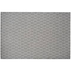 Alfombra Base gris 200x290 cm