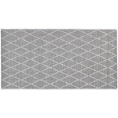 Alfombra Base gris 80x150 cm