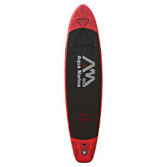 Tabla stand up paddle plástico rojo