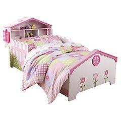 Cama casa de muñecas 158.75x76.2x74.3 cm