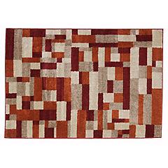 Alfombra Portland naranjo 120x170 cm