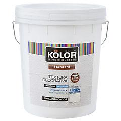 Textura decorativa 24 kg Blanco invierno