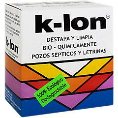 Limpiador de pozos sépticos caja 10 sobres