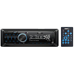 Radio para auto Bluetooth con cable USB