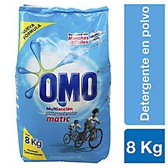 Detergente en polvo 8 kg bolsa