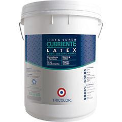 Látex súper cubriente blanco 4 gl