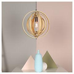 Lámpara colgante Portici 1 luz