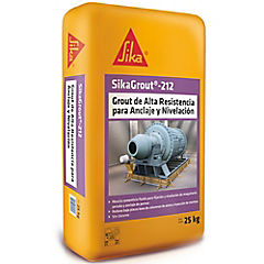 Sika grout 212 saco 25 kg