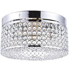 Lámpara de techo faro 4 luces