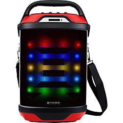 Parlante karaoke 32MXX885RD bluetooth