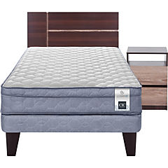 Cama europea Essence 5 1.5 plazas Enio