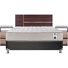 Box spring Ortopedic b5 black 2 plazas BN Enio