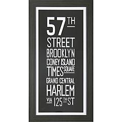 Lamina Street surtido 35x70 cm