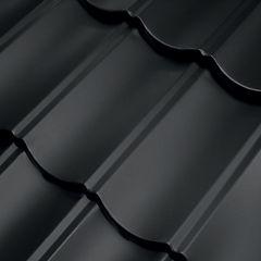 Teja Andes 1178x460 mm negro