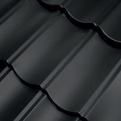 Teja acero modulo andes 1178x3700 mm negro