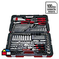Set de herramientas mecánicas 150 piezas