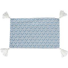 Cojín algodón 50x30 cm