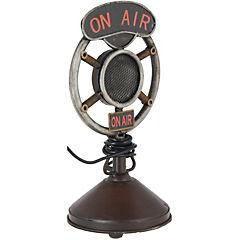 Radio decorativa 24x11 cm metal