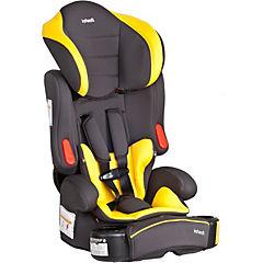Silla infantil para auto desde 2 años tela Amarillo