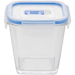 Contenedor de alimentos vidrio 750 ml