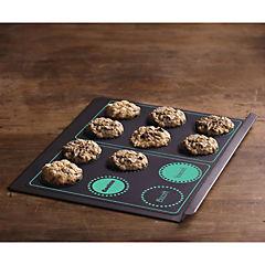 Cubierta medidora para galletas silicona Gris