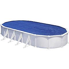 Cobertor para piscina ovalada 610x375x120 cm
