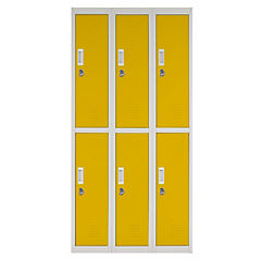 Locker Officelock OL3-02 candado amarillo
