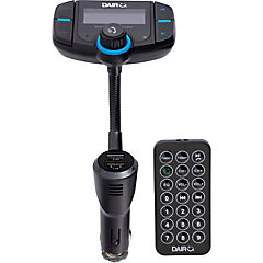 Reproductor MP3 para auto con Bluetooth, transmisor FM y doble USB