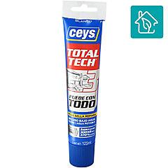 Sellador de poliuretano 125 ml Blanco