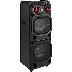 Parlante para karaoke Bluetooth 37 cm 120 W