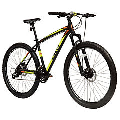 Bicicleta Monster 29 amarillo/negro