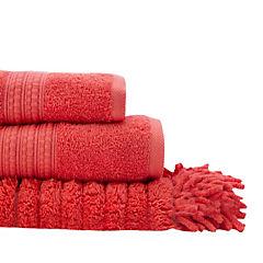 Kit de 2 toallas + piso de baño Frutilla