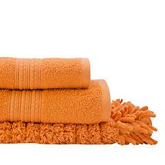 Kit de 2 toallas + piso de baño Mango
